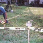 """Meadowland Stormwater """"Garden"""" Plots – First Step Completed (B)"""